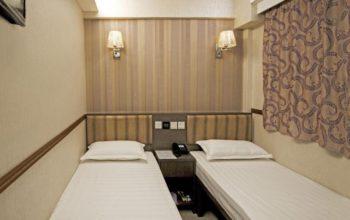 Twin Room  双床房